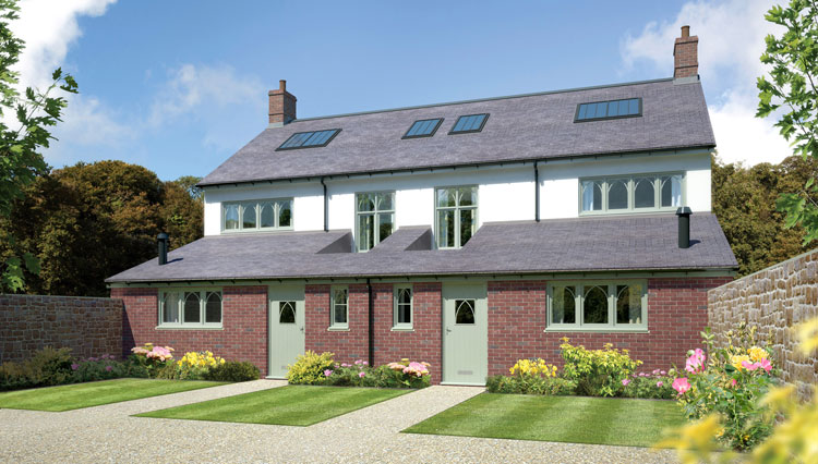 New Build in Tisbury